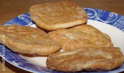 Scottish Buttery Recipe - Aberdeen Butteries Rowies