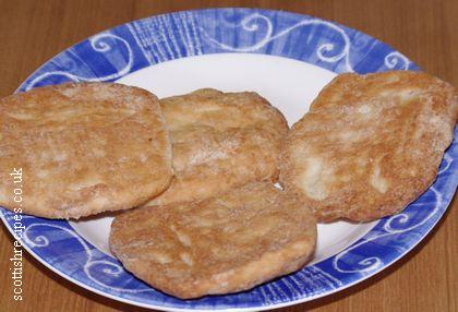 Butteries Recipe