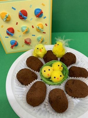 Easter Chocolate Truffles Recipe - Scottish Recipes