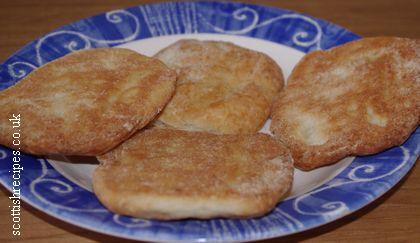 Scottish Buttery Recipe - Aberdeen Butteries Rowies