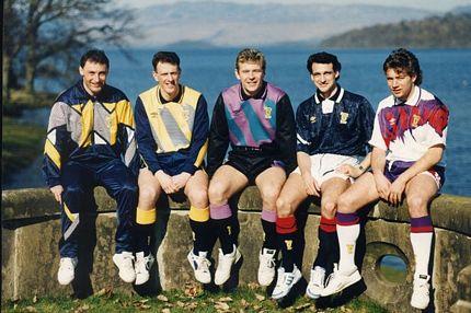 9a1ecd2aef8 Scotland Retro Tops Old Vintage Soccer Football Shirts Classic Tops Kits